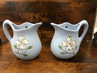 Vintage Pigeon Forge Pottery Wall Hangings Vienna, 22182
