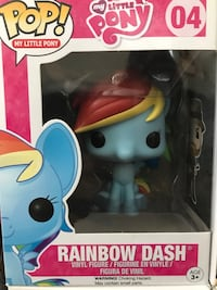 My Little Pony Rainbow Dash funko pop vinyl Englewood, 80110