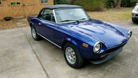 Fiat - 124 Spider - 1981 Chesapeake