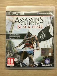Assassin's Creed Black Flag 4 - PS3 playstation 3  Bologna, 40132