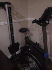 Stationary Bike (Elite) & Rowing machine(Everlast) Barrie, L4N 5E3
