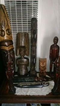 Wood. Carving Figurines.different prices Redondo Beach, 90277