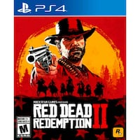 Red Dead Redemption 2 (PS4) Brampton