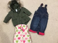 Toddler Girl 18 Month Clothes  Vienna, 22180