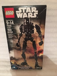 LEGO Star Wars K-2SO Buildable Figure—NEW IN UNOPENED BOX Vienna, 22180