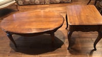 Ethan Allen Coffee Table and End Table Las Vegas, 89145