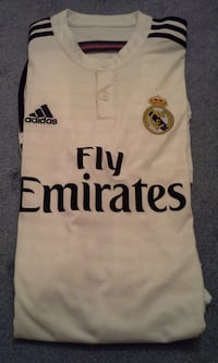 Real Madrid NEW Jersey Boston