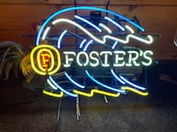 Fosters neon sign Middletown, 19709