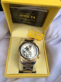 Invicta watch Woodbridge, 22191