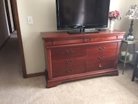 Heirloom quality dresser