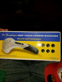 Deluxe body massager Brooklyn, 11204