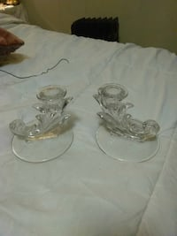 clear glass candle holders Summerville, 29485