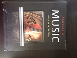 Music an appreciation 10th ed by Roger Kamien
