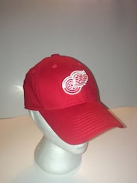 Detroit Red Wings NHL Reebok Cap M/L London