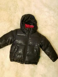Free with any purchase over $25. Down jacket. Porc