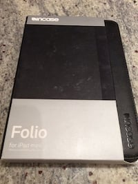 BRAND NEW  in pkg NEVER  USED ;  FOLIO INCASE FOR IPAD MINI Richmond, V7E 6M9
