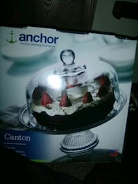 brand new anchor cake stand Imperial, 63052