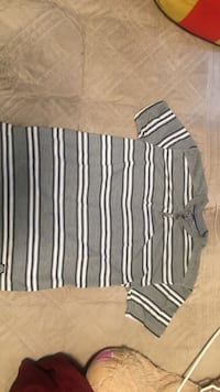 gray and white striped t-shirt Oxnard, 93030