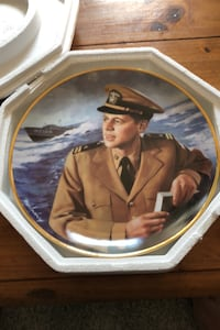 Collectors Plate : The Hero of PT 109 Farmington Hills, 48334