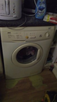 white front-load clothes washer Sheerness, ME12