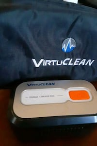 Virtuclean c pap cleaner