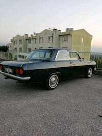1966 Opel Rekord Coupe