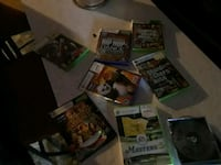 assorted Xbox 360 game cases Odessa, 79762