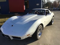 1975 CHEVROLET CORVETTE STING RAY ALL MATCHING NUMBERS WITH PAPER WORKS Des Moines