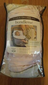 Brand New JJ Cole Bundle Me carseat cover 30 km