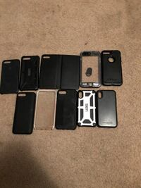 Assorted iPhone cases 2018 mi