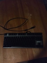 Mechanical keyboard with blue switches Calgary, T3J 4M2