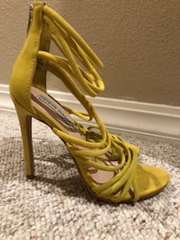 Suede Strappy Heels For Sale! Los Angeles
