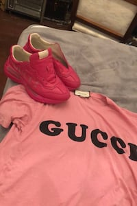 Gucci shirt and shoes Hyattsville, 20782