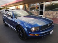 2009 Ford Mustang V6 Deluxe Coupe Fremont, 94536