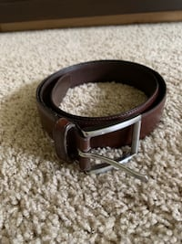 Mens brown belts Tigard, 97223