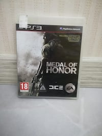 PS3 MEDEL OF HONOR