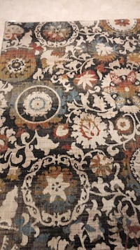 brown, black, and white area rug Manassas, 20112