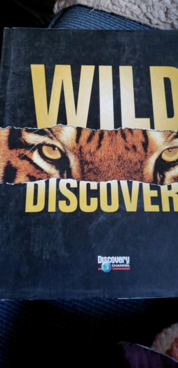 Wild discovery...amazing coffee table book