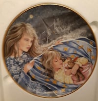 """8"""" Welsh Lullabye Collector Plate Kaiser W Germany Pick-up in Newmatket  (Ref # Plates 1/shelf 6)"""