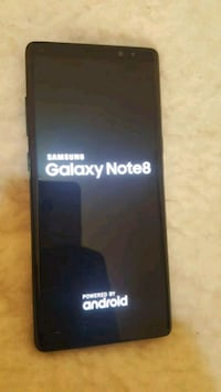 Samsung Galaxy note 8, 64Go
