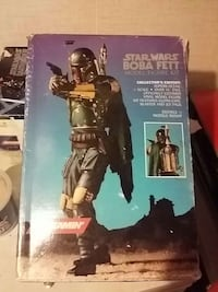 Boba fett model figure kit Ajax, L1S 5T3