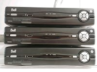 Bell HD PVR and 2 HD receivers Toronto, M2L 1A1