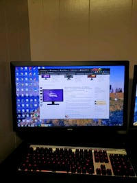 BenQ RL2450H gaming monitor 24inch 1080p Chantilly, 20151