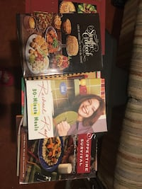 Cook books all 15 for 5.00 288 mi