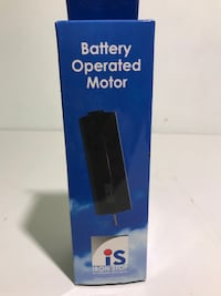 WIND SPINNER BATTERY OPERATED MOTORS (BOTH NEW IN BOX) - FJN