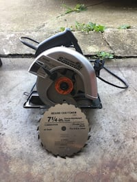 Sears craftsman circular saw