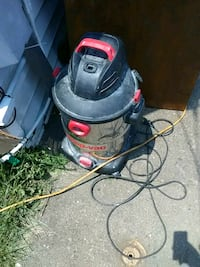black and red canister vacuum cleaner Louisville, 40204