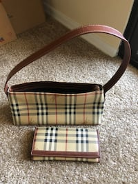 white, black, and brown plaid leather crossbody bag Chandler, 85224