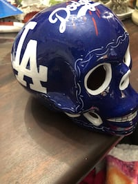 "New"" dodgers ceramic skull painting Los Angeles, 90037"