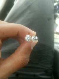 Diamond earrings  Jonesboro, 30236